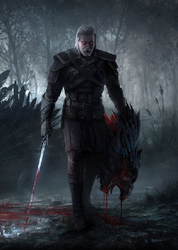 Video Game / The Witcher 3: Wild Hunt