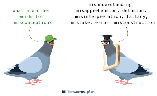 Misconception Word