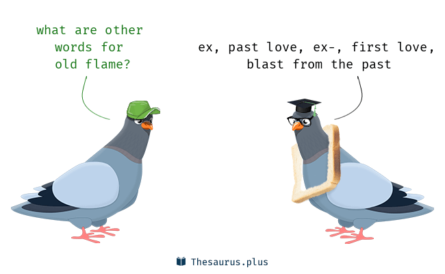 Another word for old