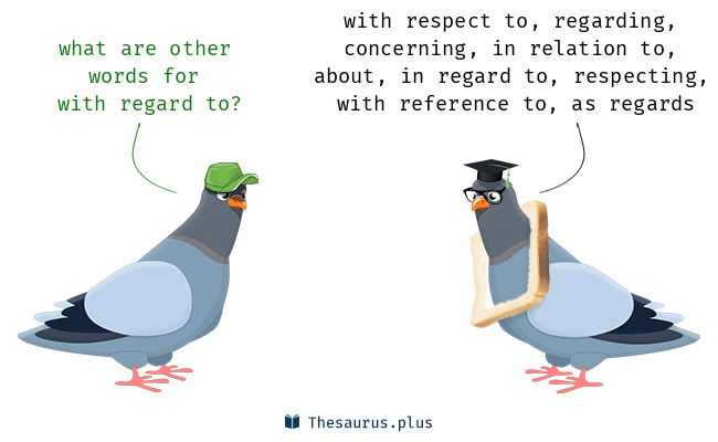 Terms As Regards And With Regard To Have Similar Meaning
