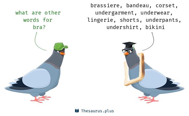 Bra Synonymer