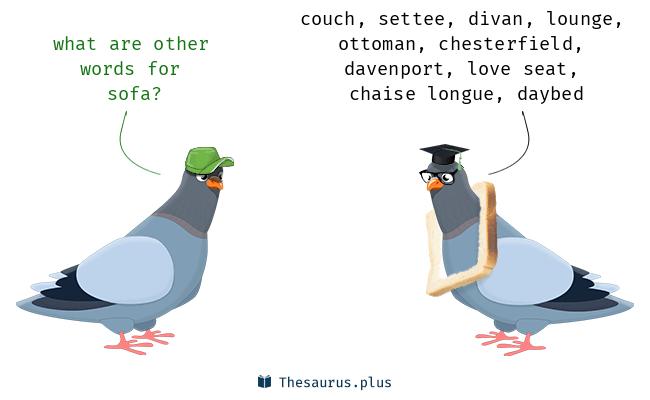 Soffa Synonym