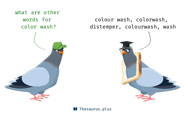 Synonyms For Color Wash