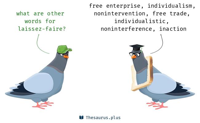 examples of laissez faire capitalism