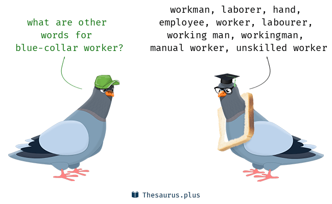 blue collar worker definition