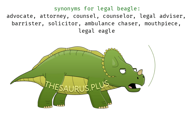 Similar words of legal beagle