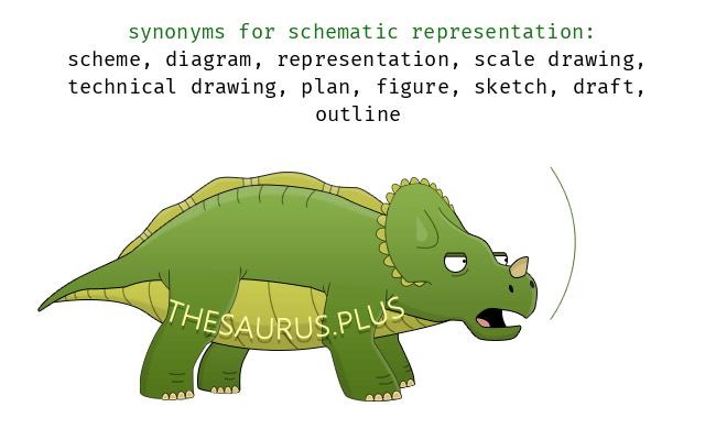 Schematic Synonym on